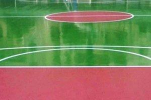 Epoksi Spor Salonu Kaplama